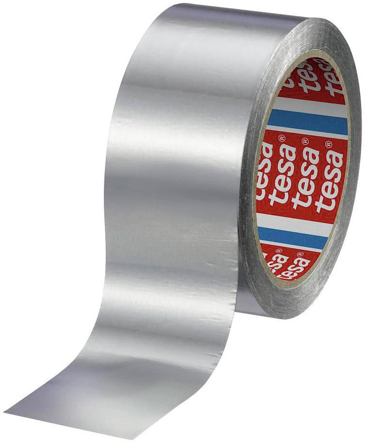 Tesa Aluminiumklebeband silber 50 mm x 50 m (60630)