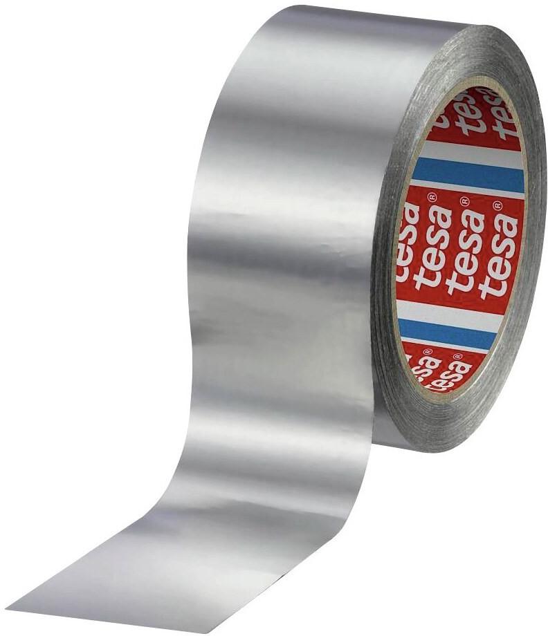 Tesa Aluminiumklebeband silber 50 mm x 50 m (60650)