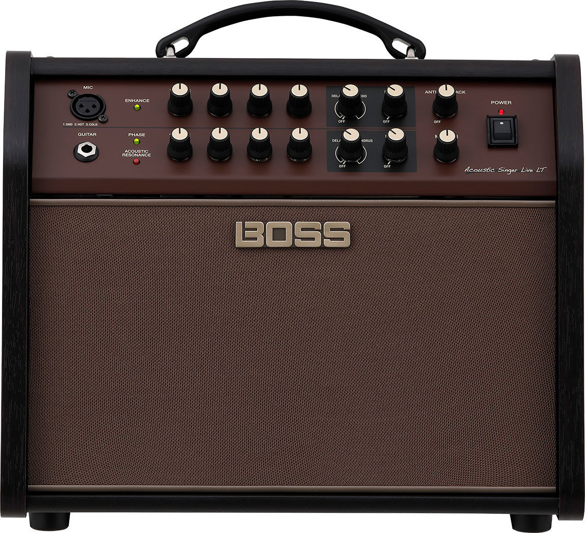 Image of Boss Acoustic Singer Live LT