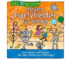 Die 30 Besten Neuen Partylieder (CD)