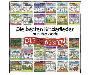 Die Besten Kinderlieder Aus Der Serie Die 30 Besten (CD)