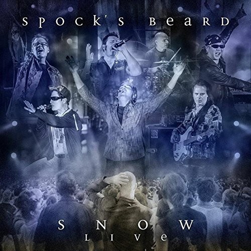 Spock's Beard - Snow-Live (CD)