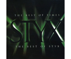 Styx - Best Of Times-The Best Of (CD)