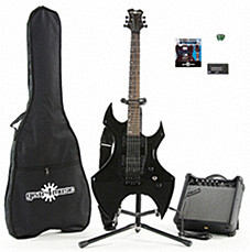 Image of Gear4music Metal X + Complete Pack