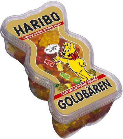 Haribo Goldbären Dose (450 g)