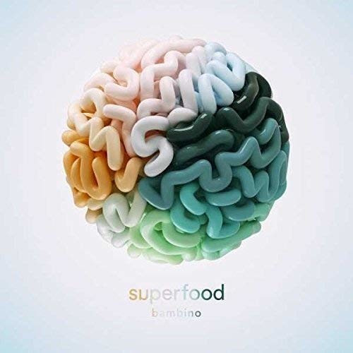 Superfood - Superfood (CD)