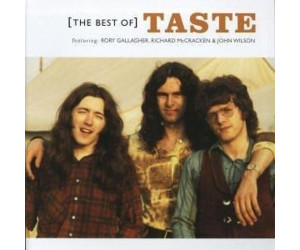 Taste - Best Of Taste (CD)