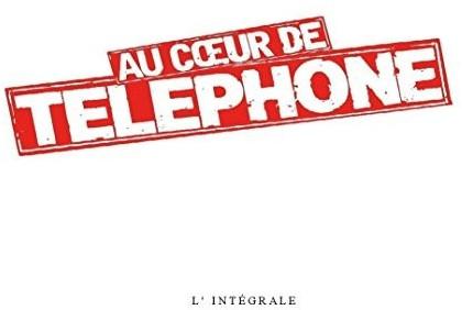 Telephone - Au Coeur De Telephone-Integral (CD)