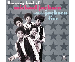 The Jackson 5, Michael Jackson - The Very Best Of (CD)