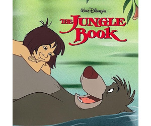 The Jungle Book (Das Dschungelbuch) (CD)