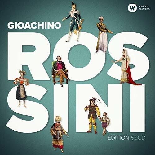 The Rossini Edition (CD)