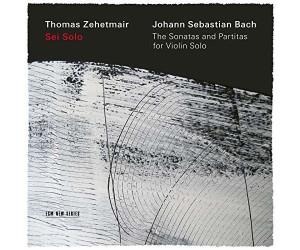 Thomas Zehetmair - Sei Solo (CD)