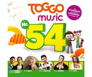 Toggo Music 54 (CD)