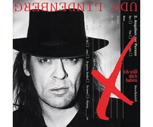 Udo Lindenberg - Ich Will Dich Haben (CD)