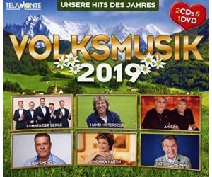 Volksmusik 2019 (CD + DVD)