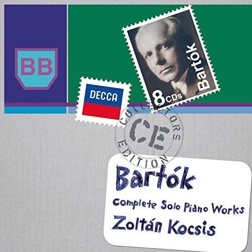 Zoltan Kocsis - Klavierwerke (Ga) (CD)