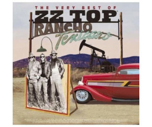ZZ Top - Rancho Texicano - Very Best Of (CD)