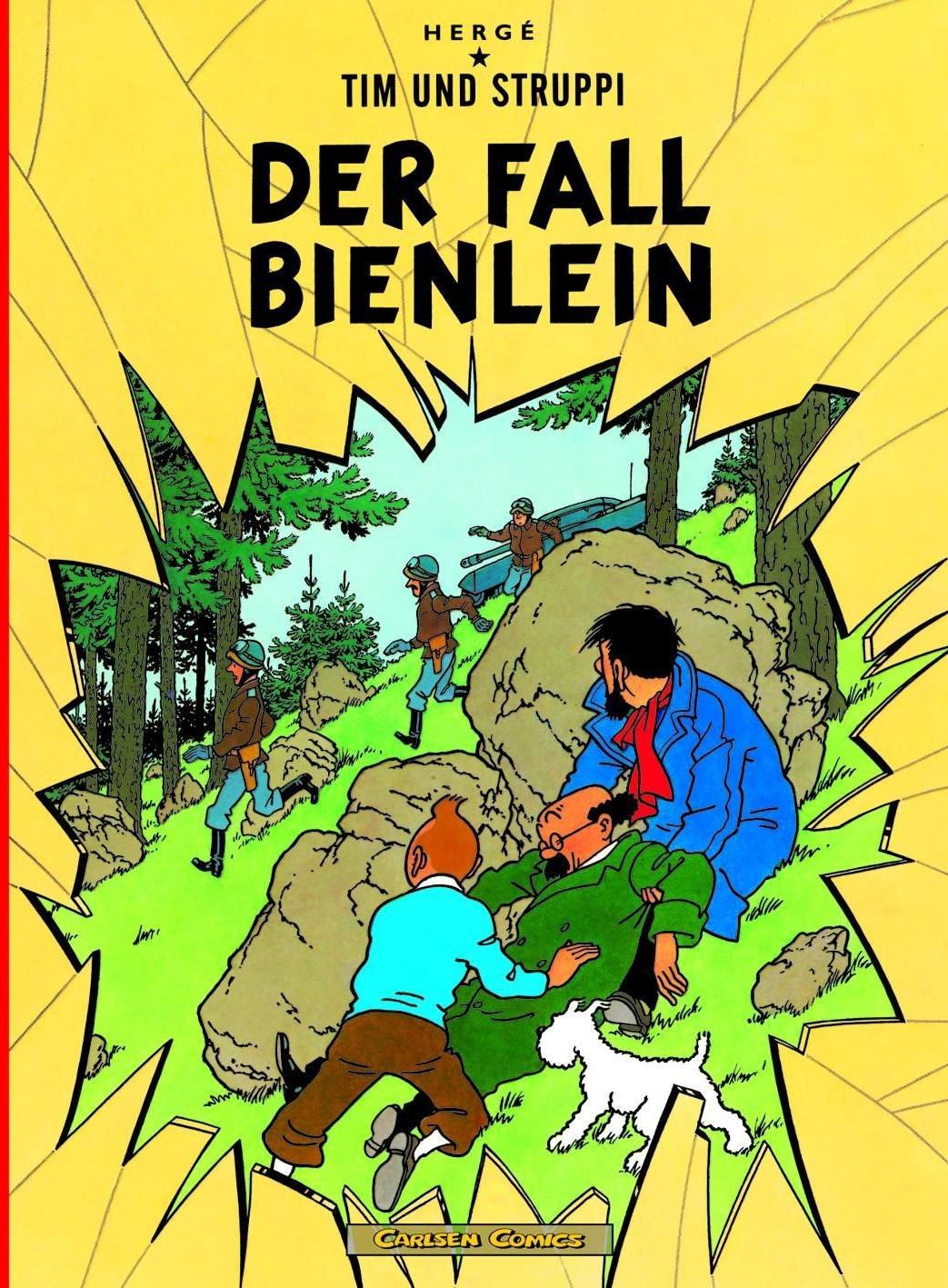 Image of Der Fall Bienlein (Tim undStruppi, Band 17)