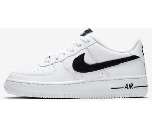 Nike Air Force 1 GS Kids BlackWhite ab 74,99 € (Oktober
