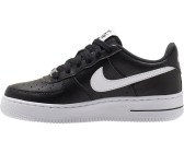 Nike Air Force 1 Kids BlackWhite a € 74,99 (oggi) | Miglior