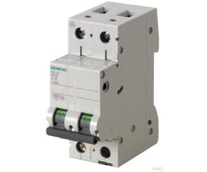 Siemens 5SL4216-6 Sicherungsautomat B16 2 polig 10KA