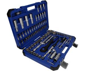 Bleu//Noir Brilliant Tools BT621000 Appareil de Remplissage d/'Huile de bo/îte de Vitesse avec Adaptateur
