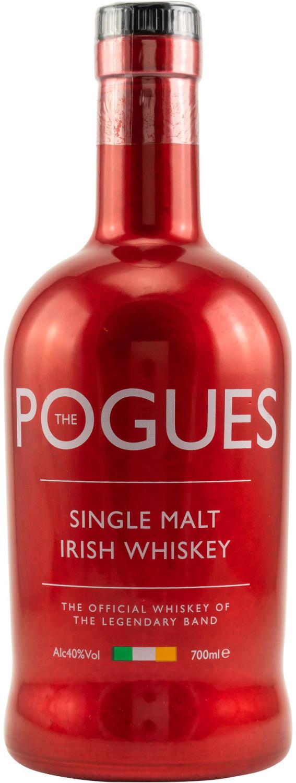 The Pogues Single Malt Irish Whiskey 0,7l 40%
