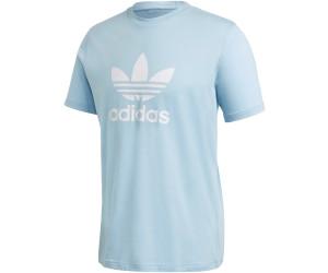 adidas Originals TREFOIL T Shirt print legend marine