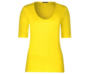 Street One Basic Shirt Palmira in Creamy Lemon