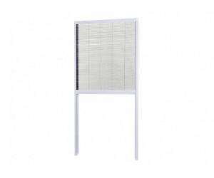 Empasa Dachfenster-Plissee Master 80 x 160 cm weiß