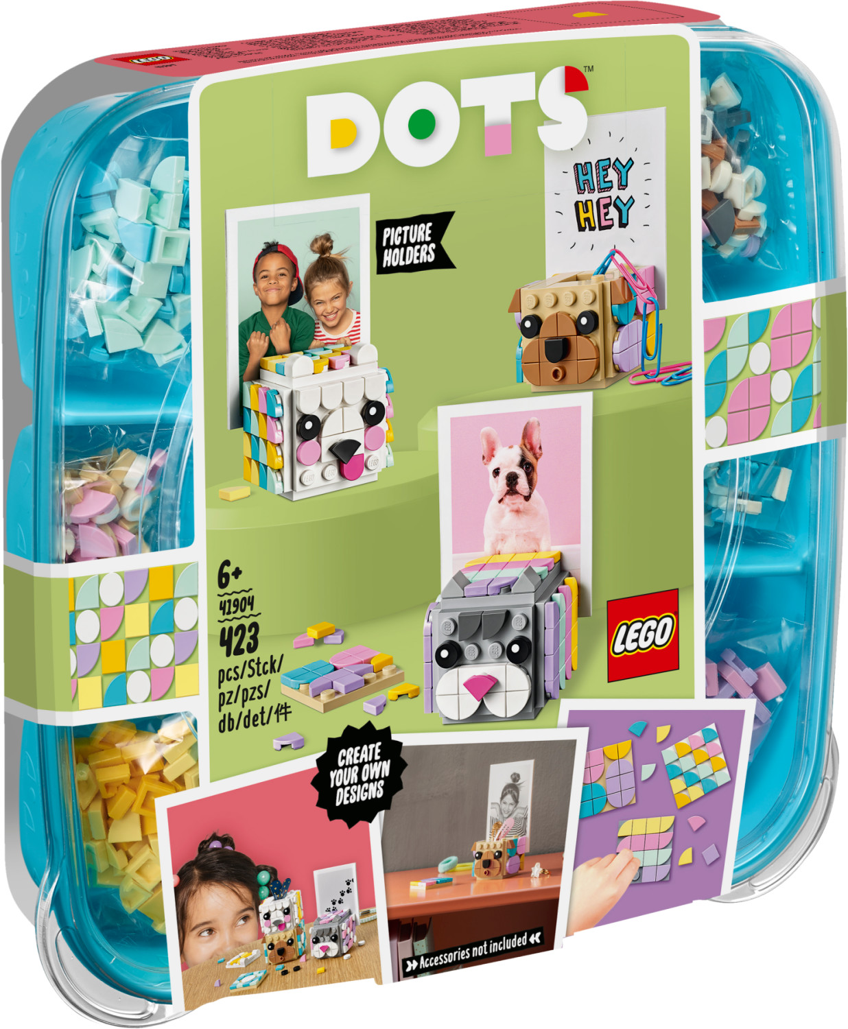 Image of LEGO Dots - Animal Picutre Holders (41904)