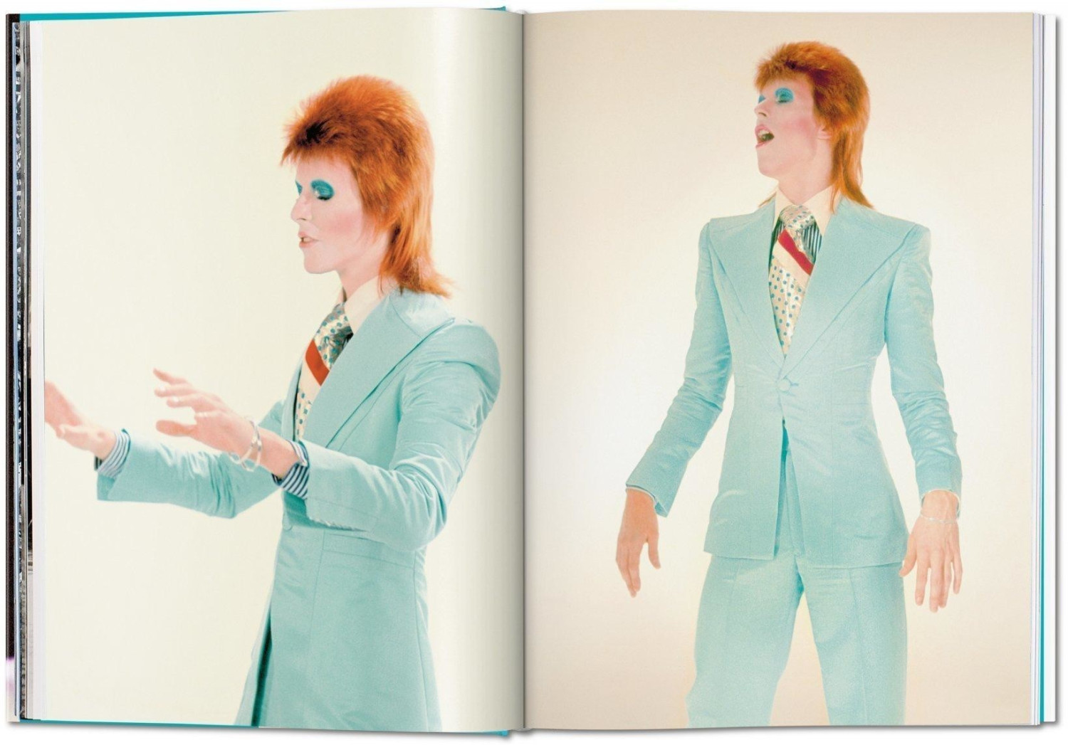 Image of The Rise of David Bowie, 1972–1973 (Mick Rock) [Hardcover]