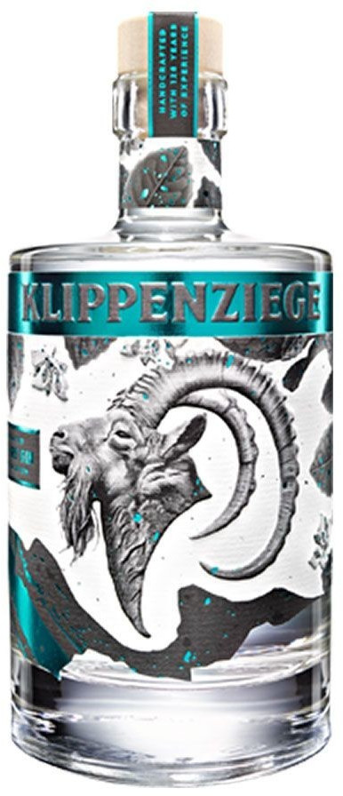 Klippenziege Mate Dry Gin 0,5l 41%