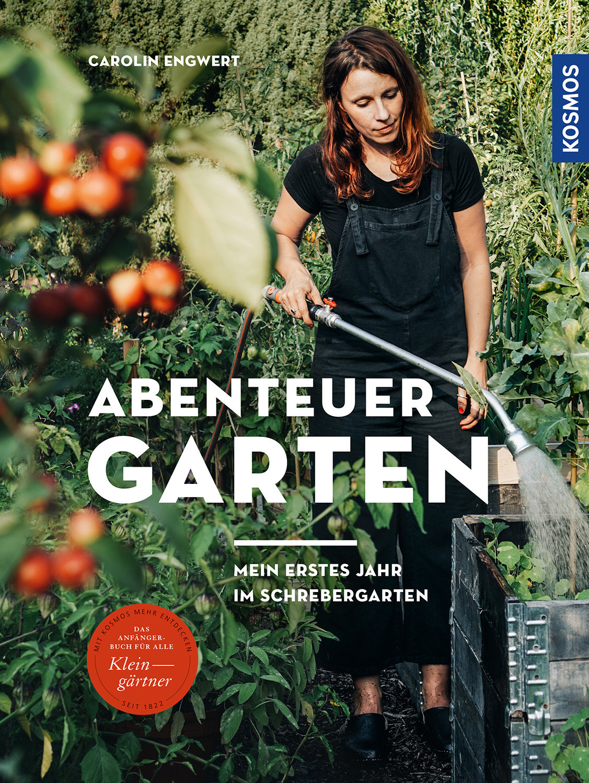 Image of Abenteuer Garten (ISBN: 9783440164129)