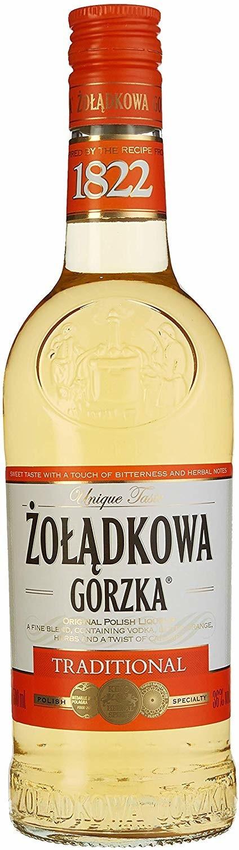 Stock Zoladkowa Gorzka Traditional 34% 0,5l