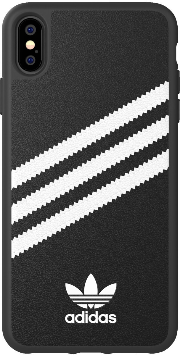 Image of Adidas Backcover Moulded (iPhone Xs Max) Black