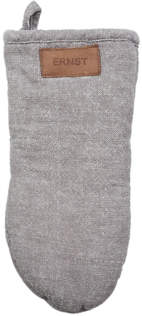 Ernst Topfhandschuh 16 x 30 cm grau