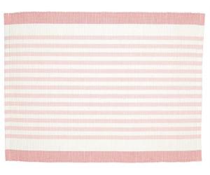 Greengate Alice Tischset Streifen pale pink 45 x 35 cm (pink)