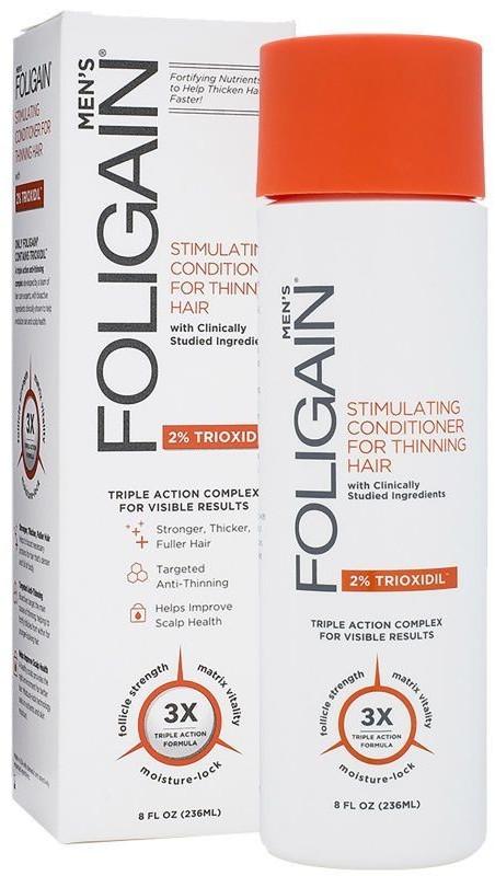 Foligain Foligain Conditioner 2% Trioxidil Men (236 ml)