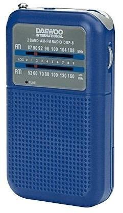 Image of Daewoo DRP-8 Blue