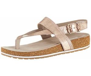 Malibu Waves Strap Sandal for Women in Rose Gold