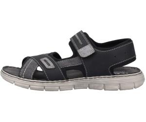 Rieker Oilybuk Sandale schwarz