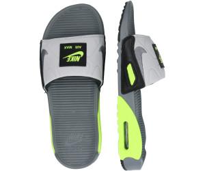 Nike Air Max 90 Slides dark smoke greyvoltblackdark smoke