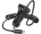 Nevox USB PD Type C + QC 3.0 Kfz Ladeadapter, Ladegerät schwarz