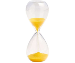 HAY Time S Sanduhr  Zitronengelb