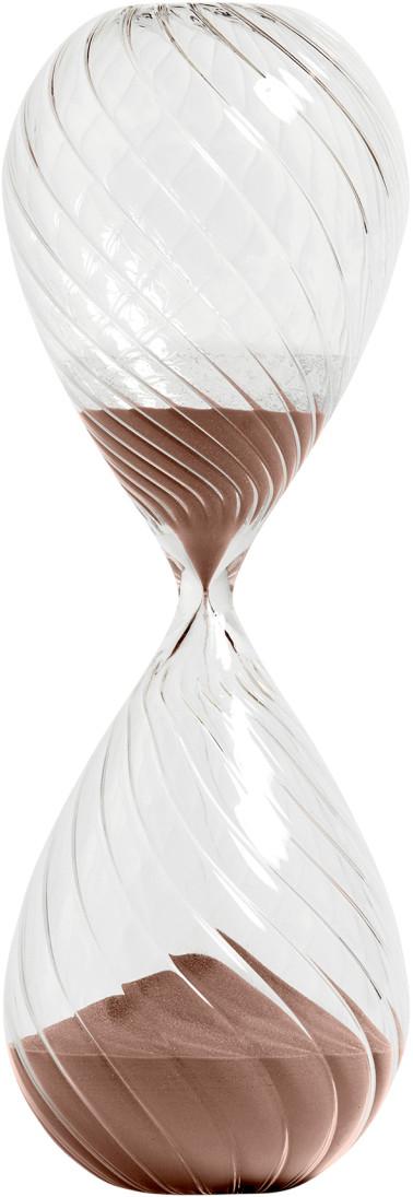 HAY Time Sanduhr XXL  kupfer