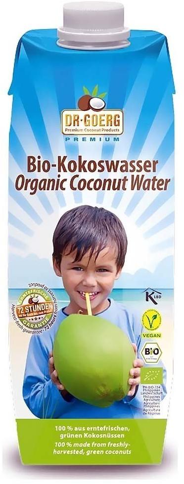 Dr. Goerg Bio-Kokoswasser (0,33l)