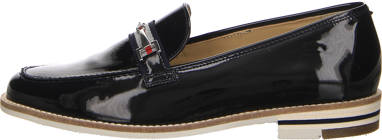 Ara Kent College Slipper navy patent