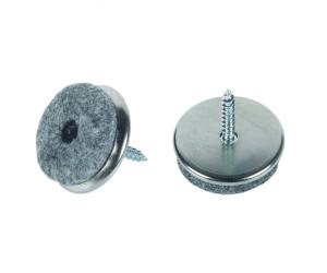 Fix-o-moll Parkettgleiter rund 28mm Sparpack
