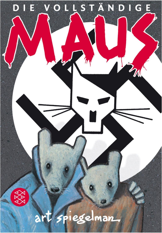 Image of Maus Die Geschichte eines Überlebenden. Mein Vater kotzt Geschichte aus; Und hier begann mein Unglück (Art Spiegelman)